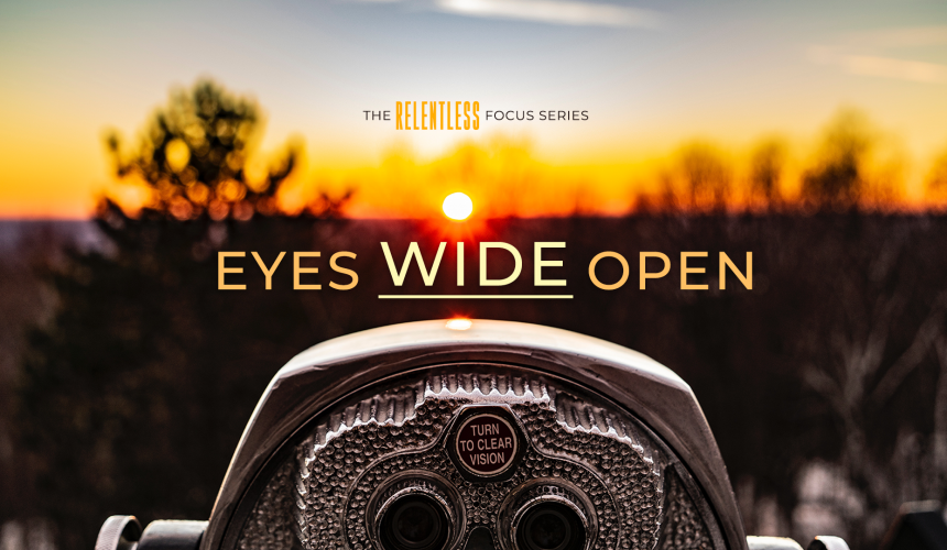 Eyes Wide Open Part 1