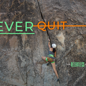 Never Quit Week 3