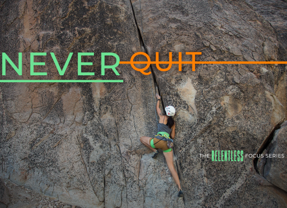 Never Quit Week 4