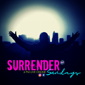 SURRENDER SUNDAY
