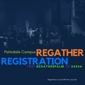 REGATHER REGISTRATION PALMDALE